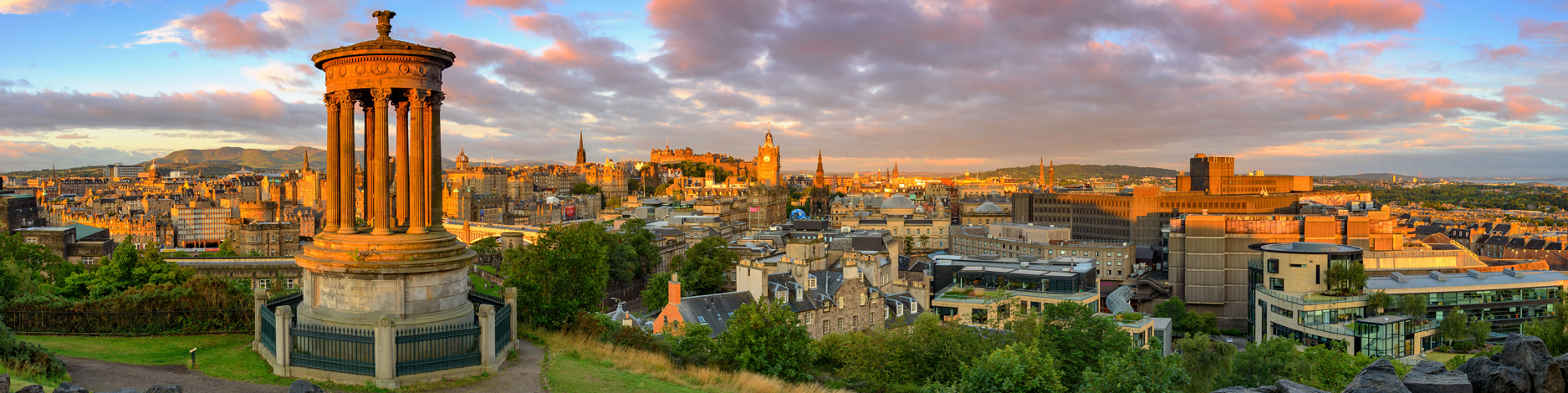 7 Reasons Edinburgh is the Perfect City for a Couple's Getaway
