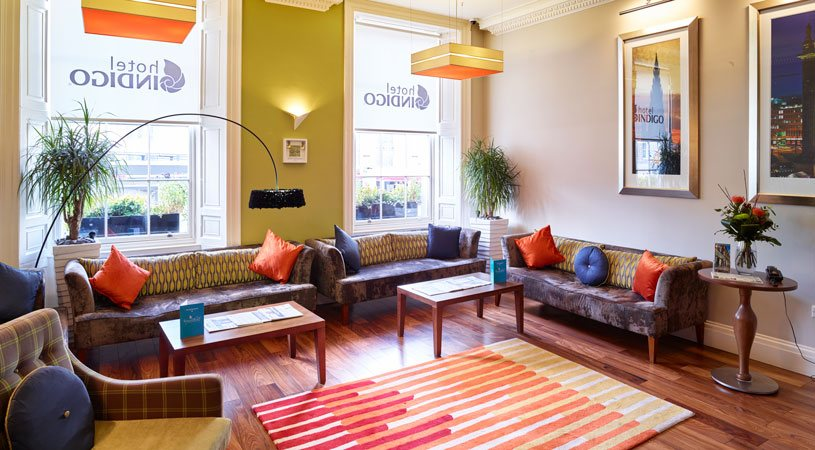 The perfect hotel to explore Edinburgh