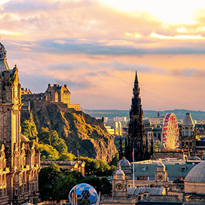 Land of the Strange: 7 Random Reasons to Visit Edinburgh